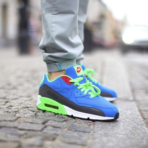 Nike Air Max 90 Essential & Photo Blue (537384 404) Ceny i opinie Ceneo.pl