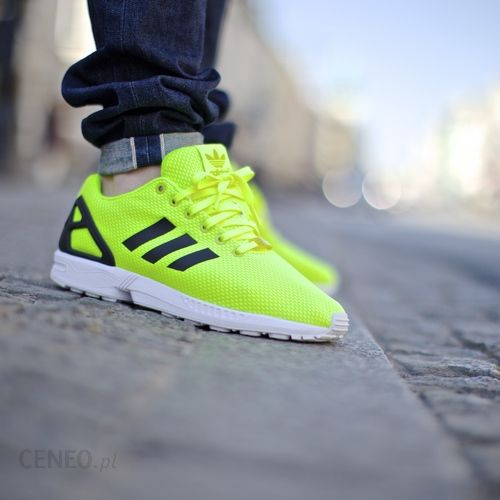timeless design f361b a7d8e wholesale adidas zx flux yellow 5536e fd150