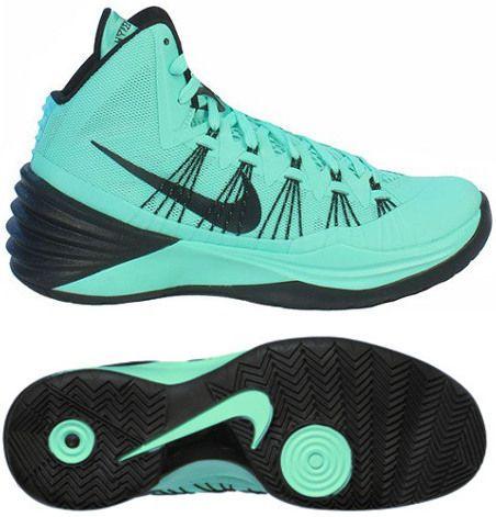 hot sale online 9bdfa e3bf9 Nike Hyperdunk 2013 Green Glow (599537-302) - zdjęcie 1