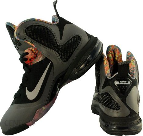 reputable site 0baa6 6dc3a Buty Nike Air Max Lebron 9 quotBlack History Monthquot ...