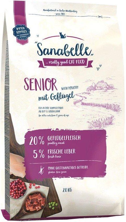 Sanabelle Senior 2Kg