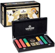 Cartamundi, Texas Hold'em Luxury Poker Set 300
