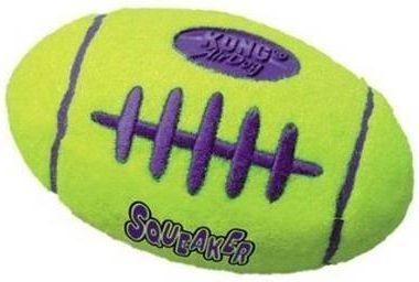 Kong Squeaker Football - Small