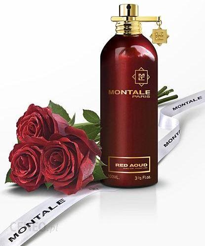 Montale Red Aoud woda perfumowana 100ml - Ceneo.pl