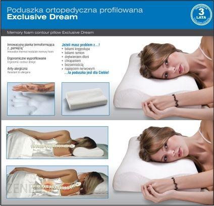 ARmedical Poduszka ortopedyczna PROFILOWANA Exclusive Dream MFP 5030