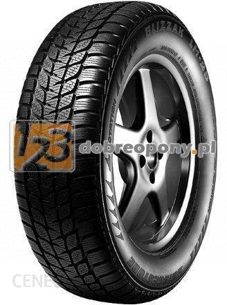Opony Zimowe Bridgestone Blizzak Lm 25 Ext 25540r18 95v Opinie I