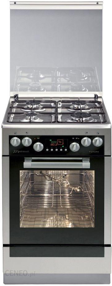 Kuchnie gazowo elektryczne mastercook