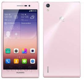 Huawei Ascend P7 Rozowy Cena Opinie Na Ceneo Pl