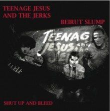 Płyta kompaktowa Lydia Lunch - Teenage Jesus and The Jerks/ Beirut Slump: Shut Up And Bleed - zdjęcie 1