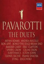 Luciano Pavarotti - The Duets (DVD)