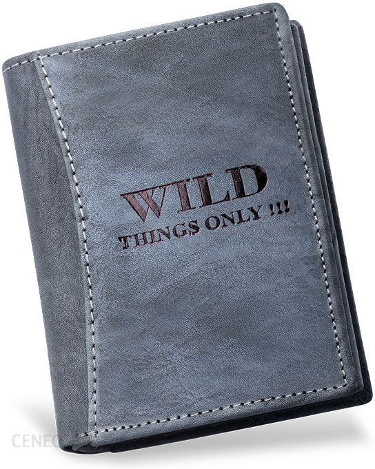 380903066c014 MĘSKI PORTFEL WILD THINGS ONLY! - SKÓRA NATURALNA - Ceny i opinie ...