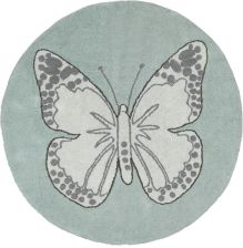 Lorena Canals Dywan Butterfly Green