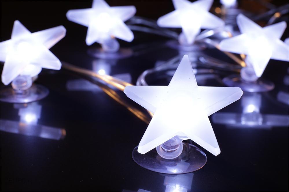 Bulinex Komplet Choinkowy Led Gwiazdki Ozdoba Okienna Z Przyssawkami Na Baterie Biale 10 208 Opinie I Atrakcyjne Ceny Na Ceneo Pl