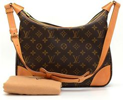 db19e69afeaf6 Louis Vuitton torba na ramię brązowa 14220329 - Ceny i opinie - Ceneo.pl