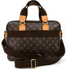 eea2ee214c16b Louis Vuitton torba na ramię brązowa 14220333 - Ceny i opinie - Ceneo.pl