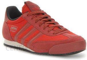 buty adidas dragon męskie czerwone cena