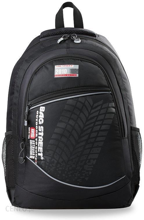 32067848db8d2 Plecak Bag Street Sportowy Do Szkoły Na Wycieczkę - Ceny i opinie ...