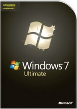 Windows 7 Ultimate BOX Upgrade