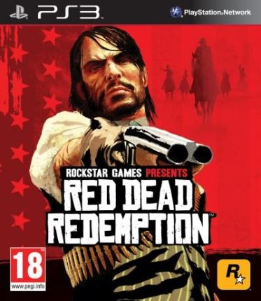 Red Dead Redemption (Gra PS3)