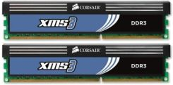 Corsair DDR3 4GB (2x2GB) 1600MHz CL9 XMS3 Core i7 Core i5 and Core 2 (CMX4GX3M2A1600C9)
