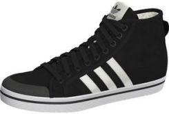 Adidas trampki wysokie czarnebiałe 13326096 Ceny i opinie Ceneo.pl