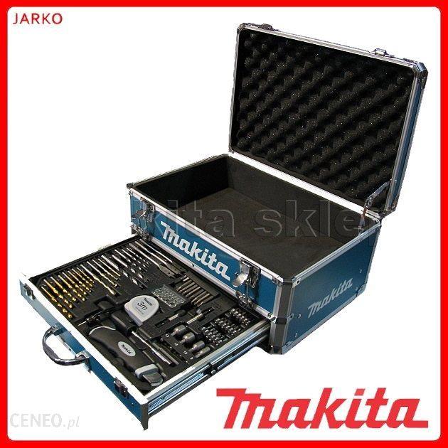 098ba50876070 Makita Walizka aluminiowa transportowa z szufladą z akcesoriami - zdjęcie 1