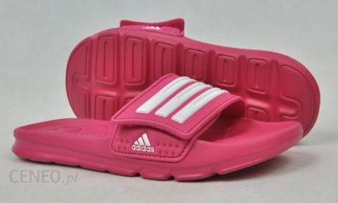 11d47015056b Klapki dla dzieci Adidas Halva 4 CF Kids - Ceny i opinie - Ceneo.pl