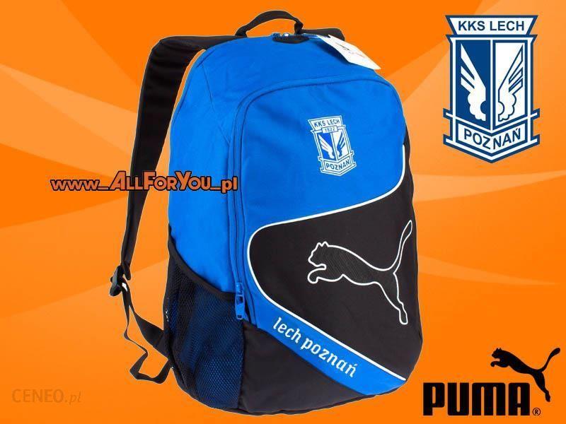 02ac3cc693d22 Plecak Puma Lech Poznan Power Cat (071437-01) - Ceny i opinie - Ceneo.pl