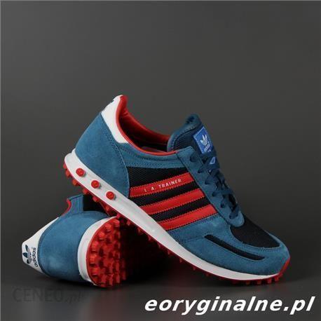 30309b4bfad48 Buty Adidas LA TRAINER D67902 - Ceny i opinie - Ceneo.pl