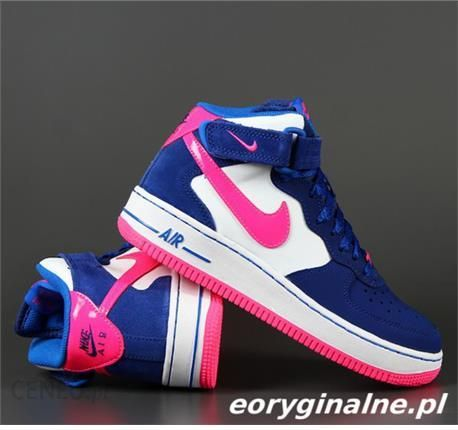 c681c416fc0da Buty Nike Air Force 1 Mid 518218400 - Ceny i opinie - Ceneo.pl
