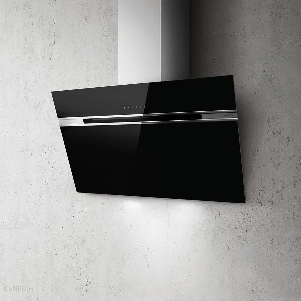 okap elica stripe lux bl a 90 lx czarny opinie i ceny na. Black Bedroom Furniture Sets. Home Design Ideas