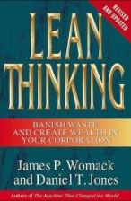 Literatura obcojęzyczna Lean Thinking: Banish Waste and Create Wealth in Your Corporation, Revised and Updated - zdjęcie 1