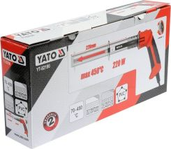 Yato Nóż do styropianu 220W 220mm MAX 450oC YT-82190