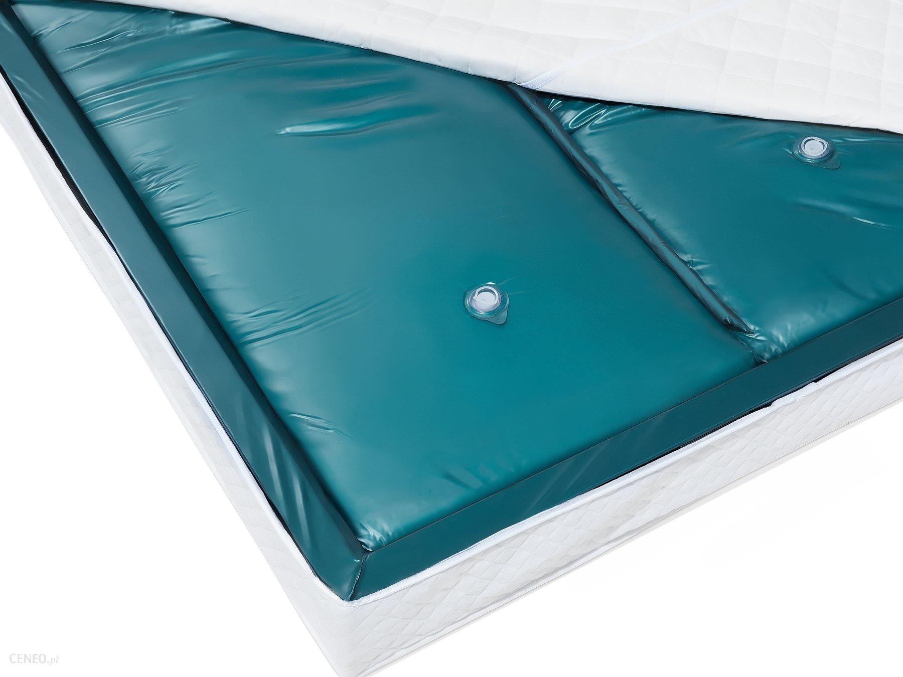 Beliani Do łóżka Wodnego Dual 200x200x20 Bez Tłumienia