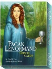 Pogańskie Karty Lenormand - Pagan Lenormand Oracle Cards