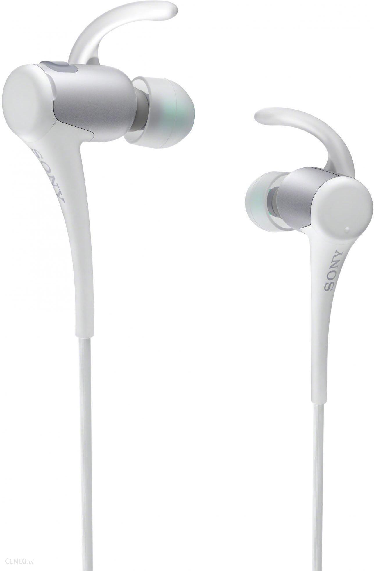 Sony MDR AS800BTW biały