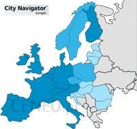 Mapa Do Nawigacji Garmin Citynavigator Europa V 9 0 Na Karcie Sd