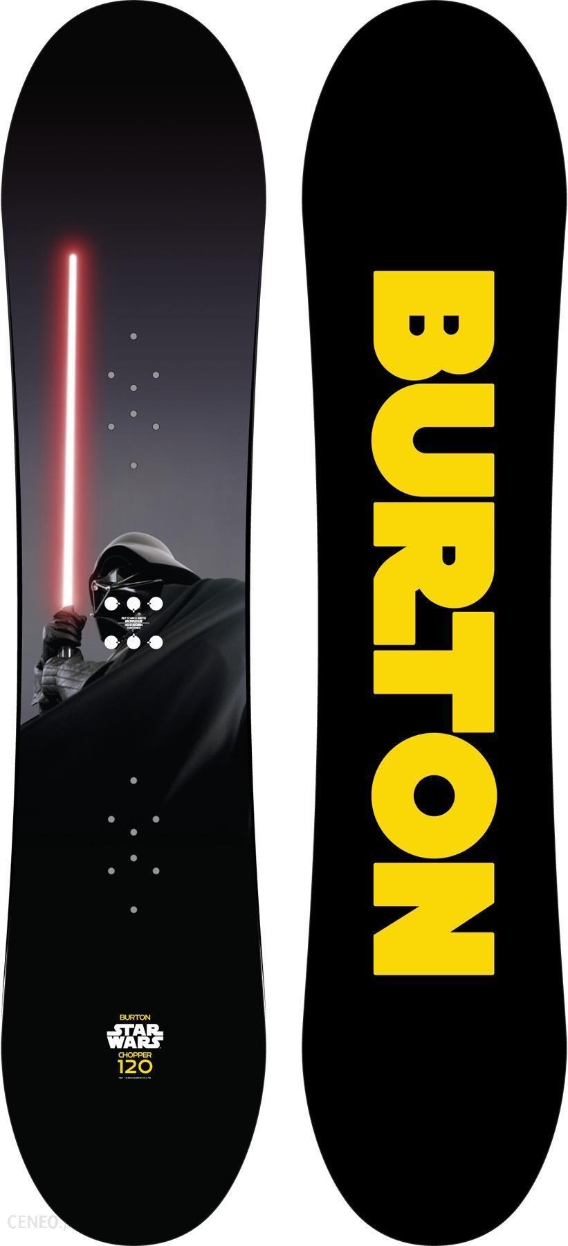 Deska Snowboardowa Burton Chopper Star Wars 120 13 14 Ceny I Opinie Ceneo Pl