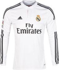 Adidas Koszulka Real Madryt Długi Rękaw 201415 Ceny i opinie Ceneo.pl