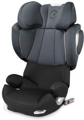 fotelik cybex solution q2 fix moon dust 15 36 kg ceny i. Black Bedroom Furniture Sets. Home Design Ideas
