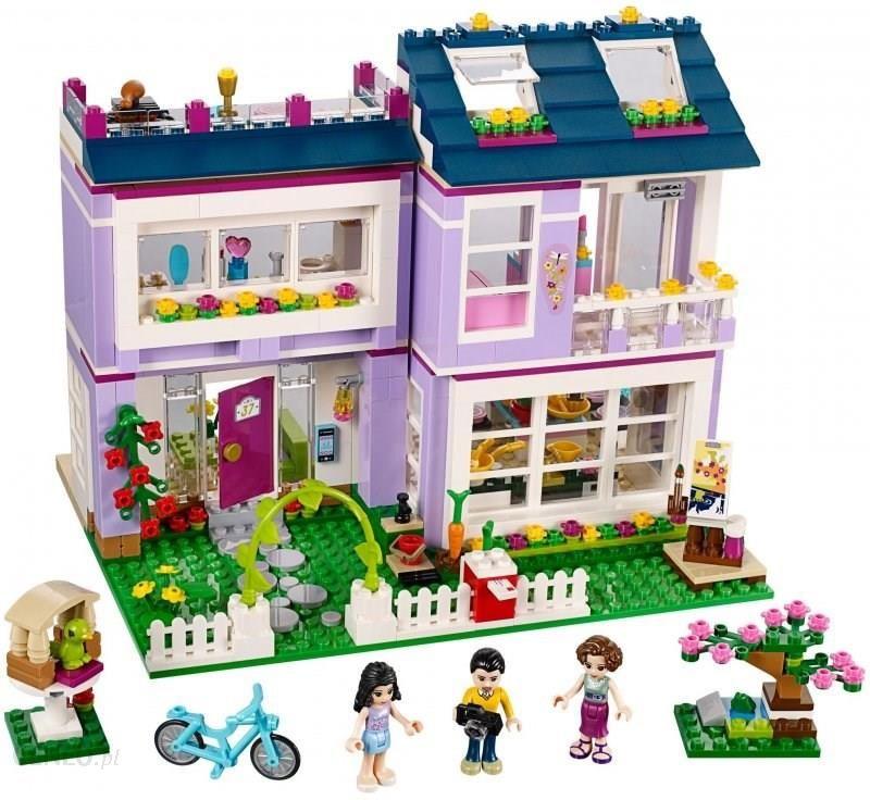 Klocki Lego Friends Dom Emmy 41095 Ceny I Opinie Ceneopl