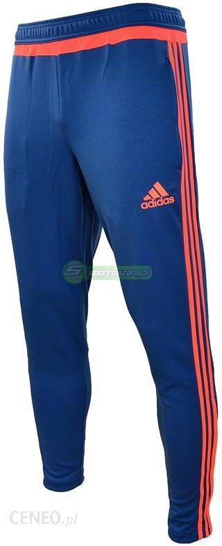 oferować rabaty Nowe Produkty szeroki zasięg Adidas Spodnie Tiro 15 Training niebieski pomarańczowy S27124 - Ceny i  opinie - Ceneo.pl