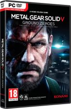 Metal Gear Solid V Ground Zeroes (Gra PC)