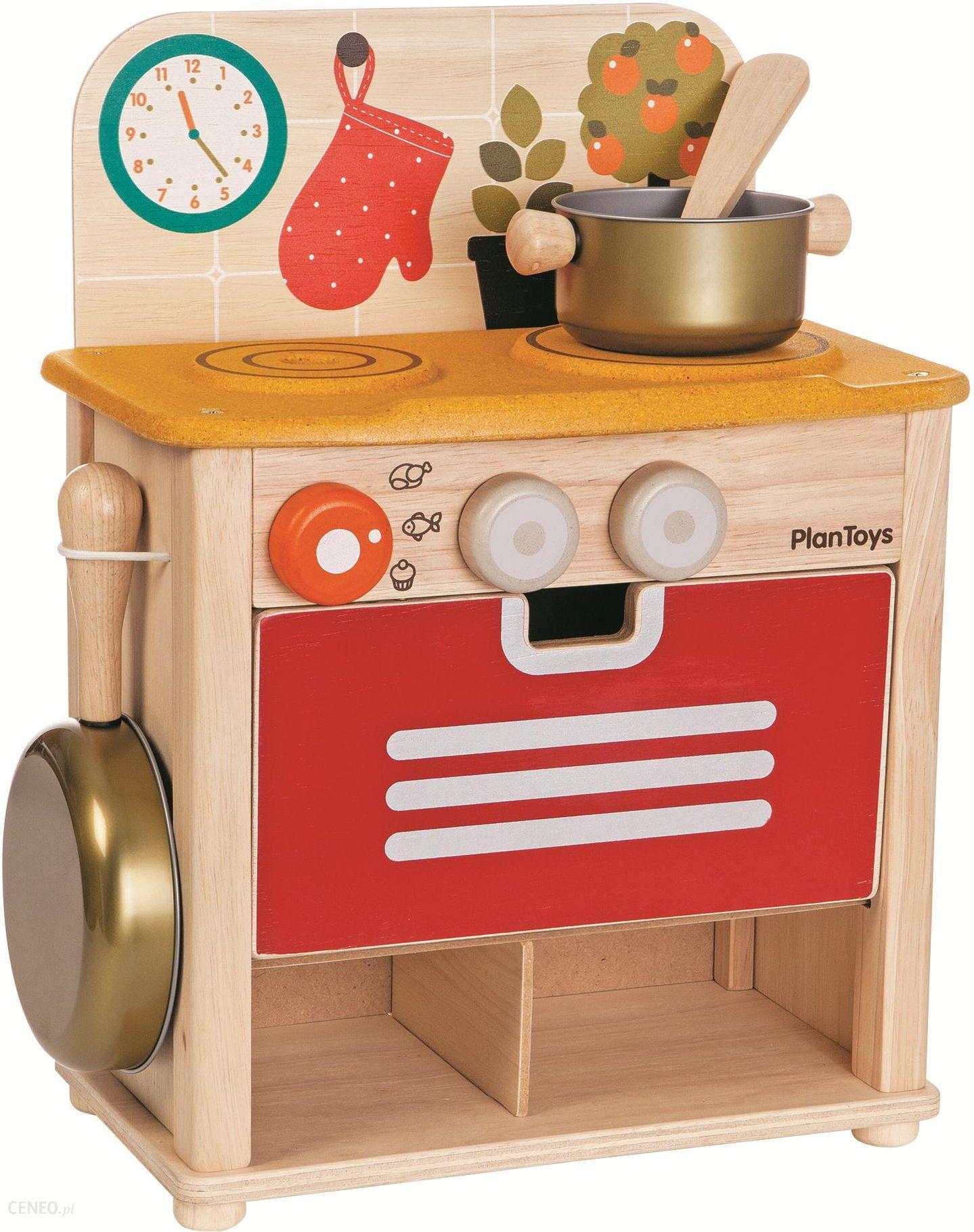 Plan Toys Kuchnia Zestaw Do Gotowania Plto 3603