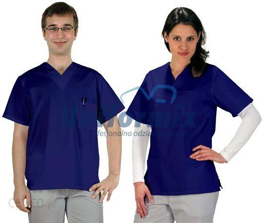 Bluza uniwersalna, niebieska. JC126. niebieski Ceny i