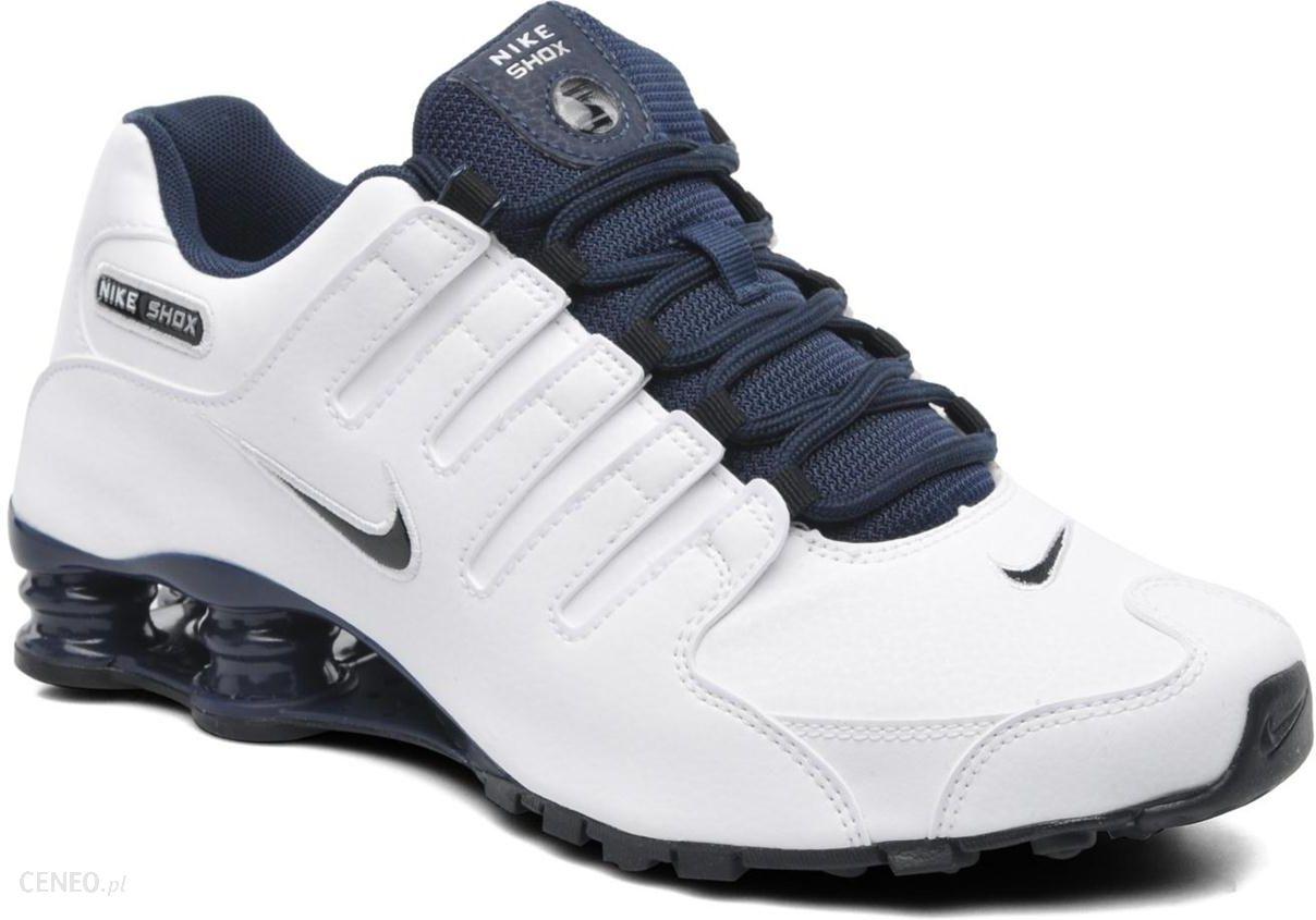 18a8ff69 Buty sportowe Nike shox nz eu by Nike - Ceny i opinie - Ceneo.pl