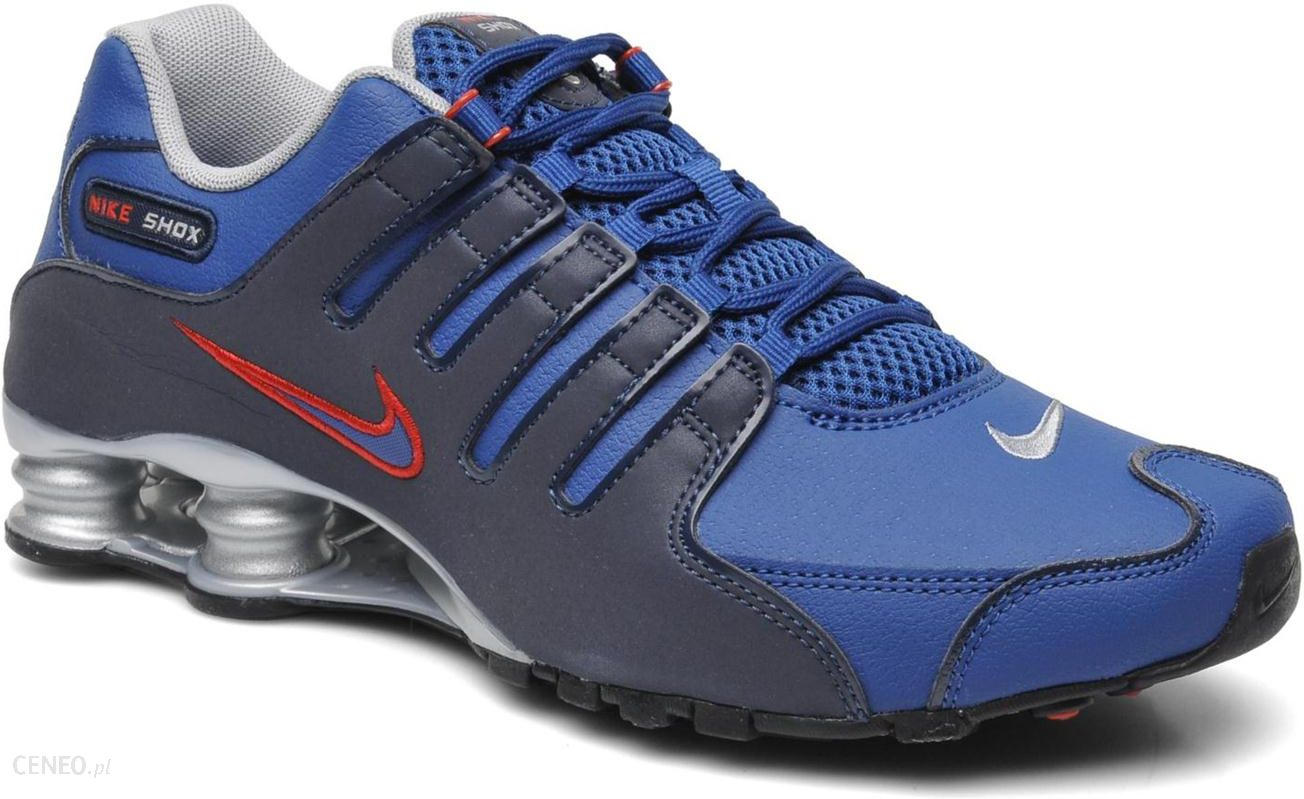 19bfe0c7 Nike shox nz eu by Nike - Ceny i opinie - Ceneo.pl