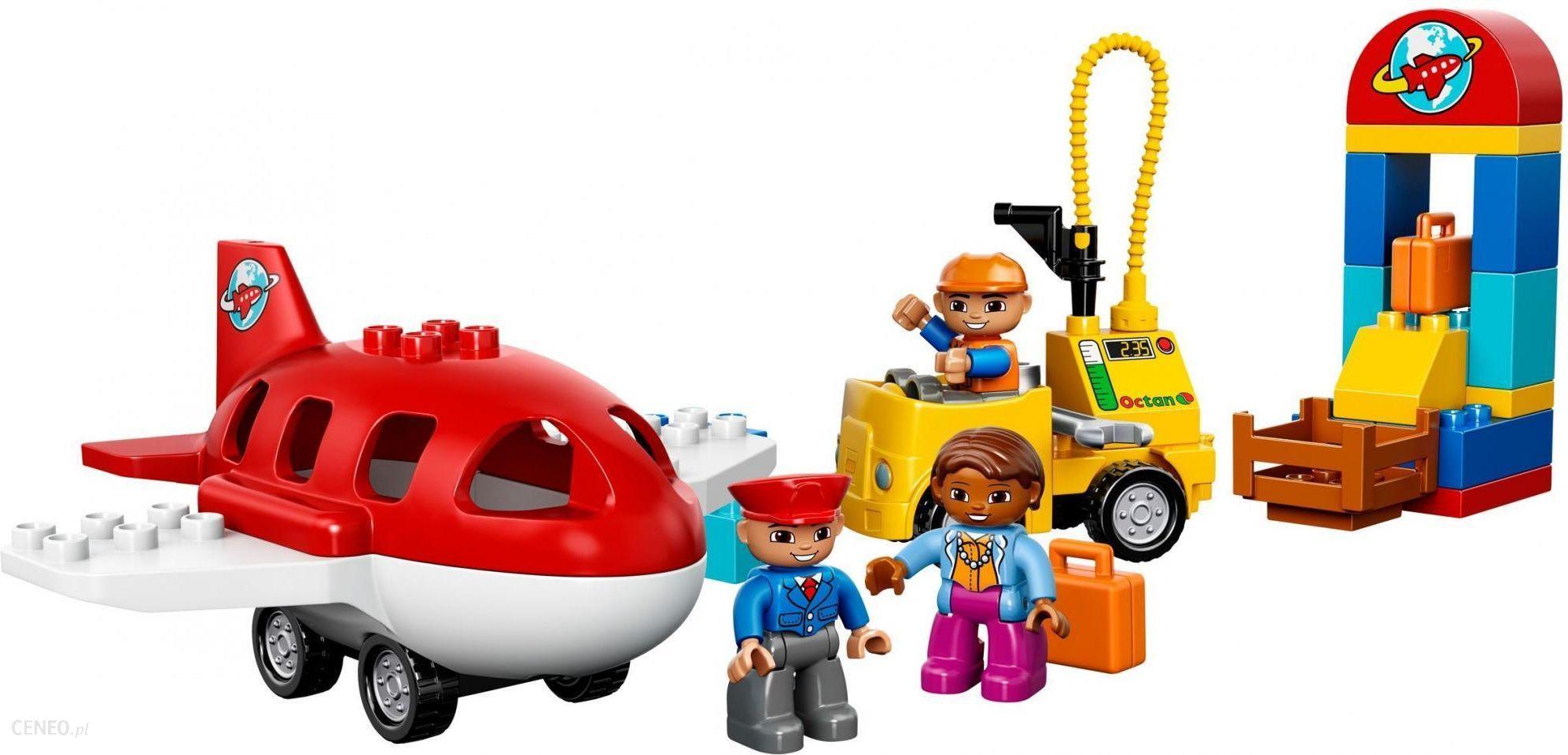Klocki Lego Duplo Lotnisko 10590 Ceny I Opinie Ceneopl