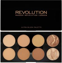 MAKEUP REVOLUTION Bronze Palette PALETA BRONZERÓW All about Bronze
