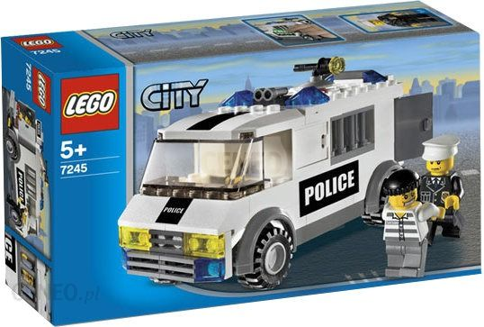 Klocki Lego City World Konwój 7245 Ceny I Opinie Ceneopl